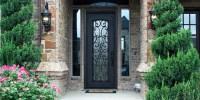 Custom Iron Doors Dallas, TX   Design, Installation ...