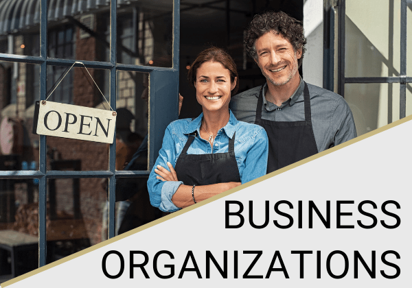 Click for Business Organizations