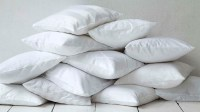Many Pillows for Sound Sleep