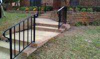 outdoor handrails Gallery