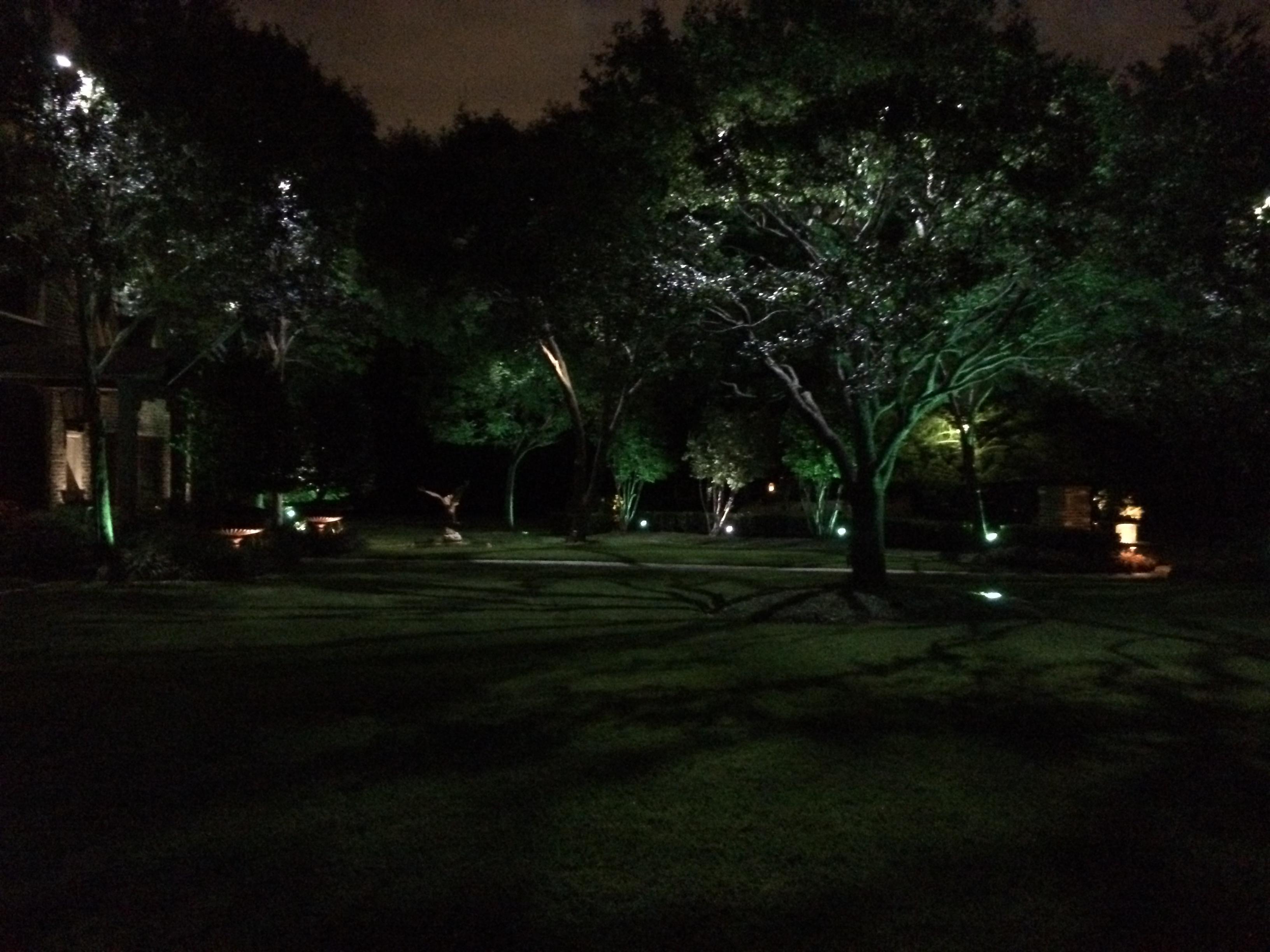 Plano Outdoor Lighting