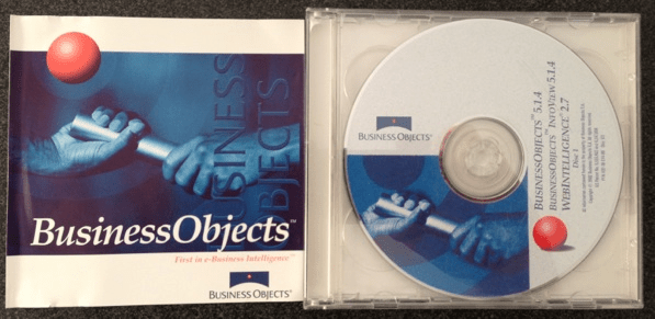 BusinessObjects 5.1.4 CD