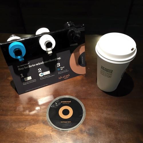 SAP Partner Test 01 Starbucks Charging
