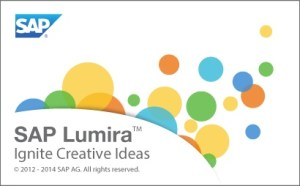 Lumira Splash Screen