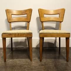 Heywood Wakefield Dogbone Chairs Nursery Glider Chair Set Of 6 Iconic Mid Century Modern Quotdog