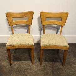 Heywood Wakefield Dogbone Chairs Kids Umbrella Chair Set Of 6 Iconic Mid Century Modern Quotdog