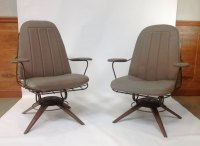Mid Century Modern Rocking Chair | Pair of Mid-century ...