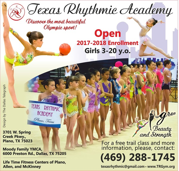 Nastia Kartseva, Tatiana Kartseva, Texas Rhythmic Academy, Настя Карцева, Татьяна Карцева, Rhythmic Gymnastics in Dallas, художественная гимнастика в Далласе