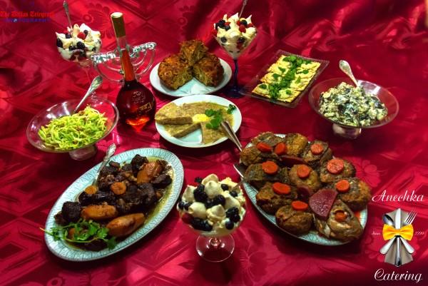 Так может выглядеть и ваш праздничный стол на Песах