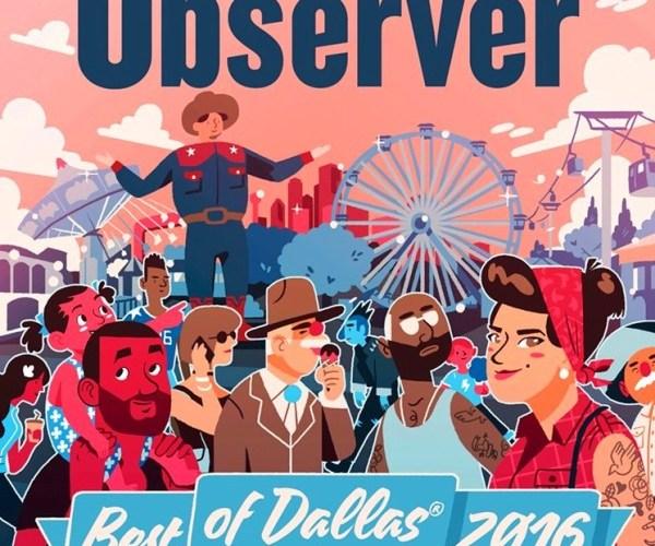 Ресторан Deli News — лучшее место для завтрака. Так считает Dallas Observer