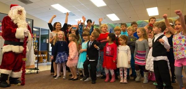 Русская школа в Далласе