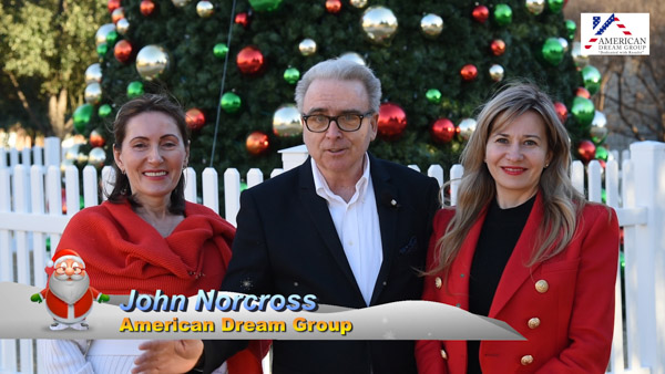 American Dream Group - Galina Hammers, Irina Norcross, John Norcross