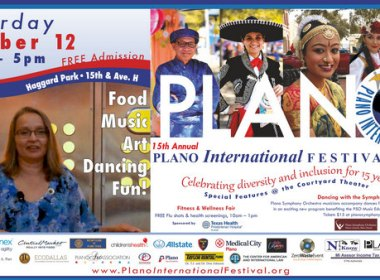 15th Plano International Festival, Plano International Festival, Linda Adler,