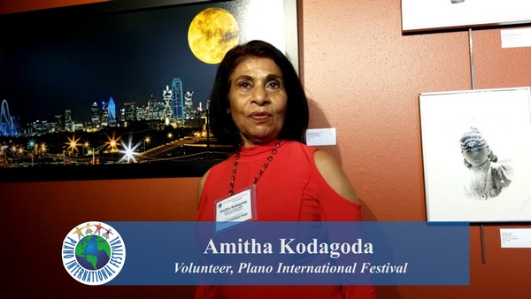 Amitha Kodagoda, Plano International Festival Sri Lanka — The Land Of Tea And Resplendent People