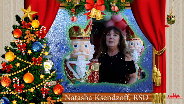 02 Natasha Ksendzoff Director of Russian School of Dallas Christmas 2020 Greeting