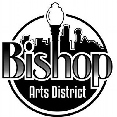 Bishop Arts District Logo