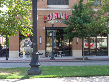 grimaldi's pizza restaurant pizzeria uptown dallas texas