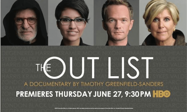 Image result for the out list documentary
