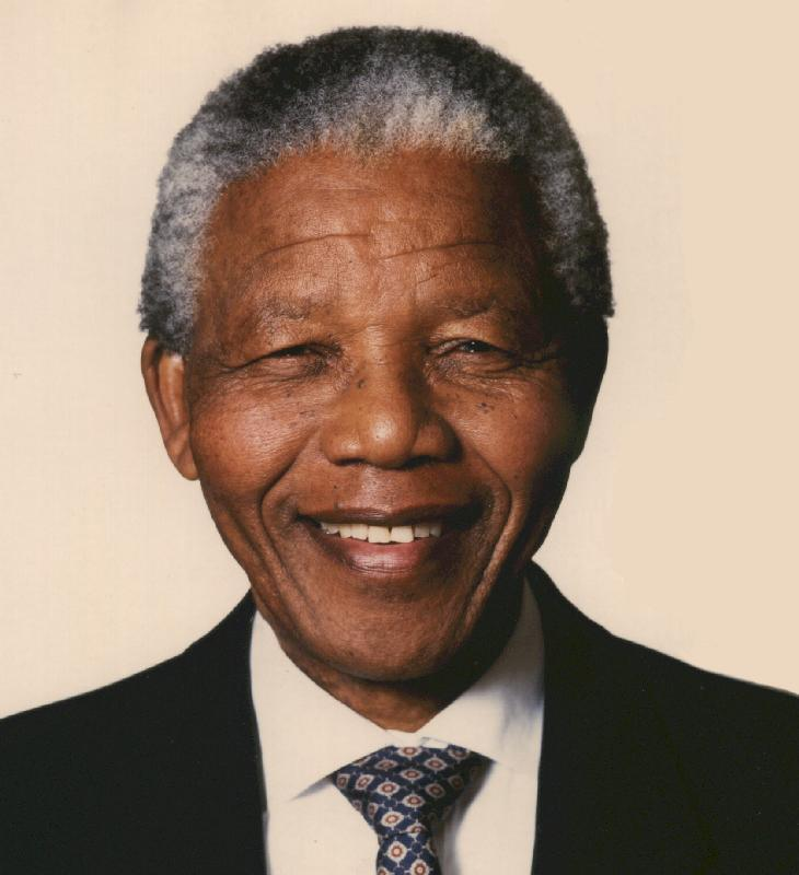 nelson mandela high res picture