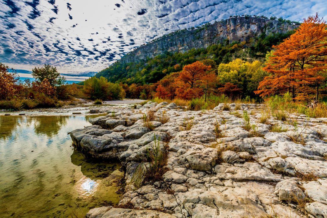 Garner State Park - Fall Travel Texas
