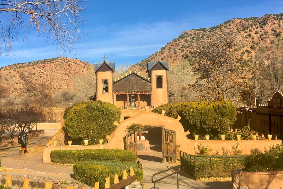 Santa Fe New Mexico - Fall Travel Dallas Wanderer