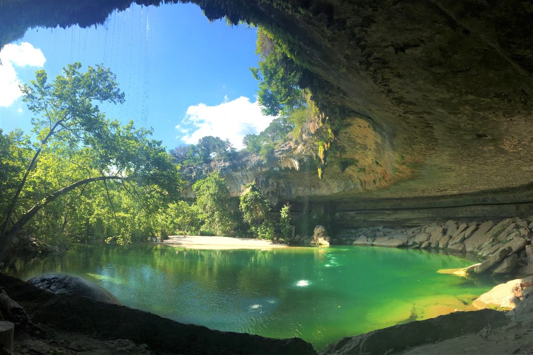 Hamilton Pool - Best Texas Swimming Holes Dallas Wanderer