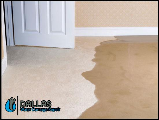 commercial restoration cleanup residential water damage removal dallas 100