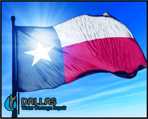dallas water damage repair restoration commercial residential home office 43