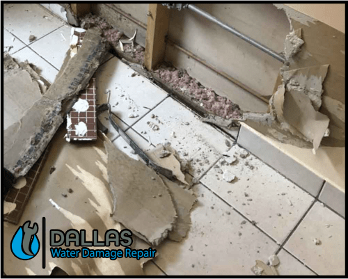 dallas water damage repair restoration commercial residential home office 62