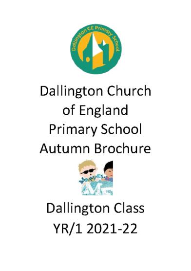 Dallington Class Autumn Brochure September 2021