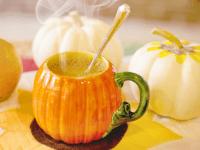 health benefits of pumpkin spice latte