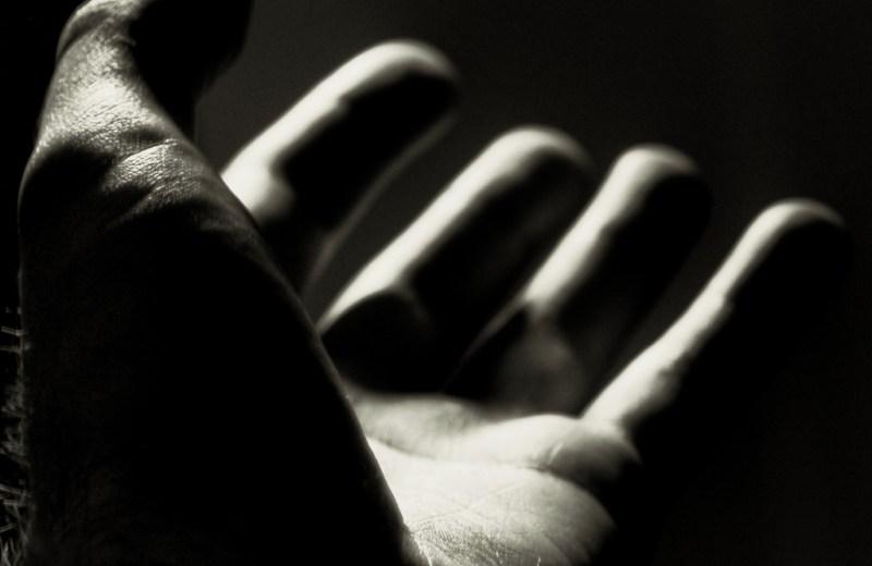 """""""hand"""" v. spazbot29 (CCBYSA) by Flickr"""
