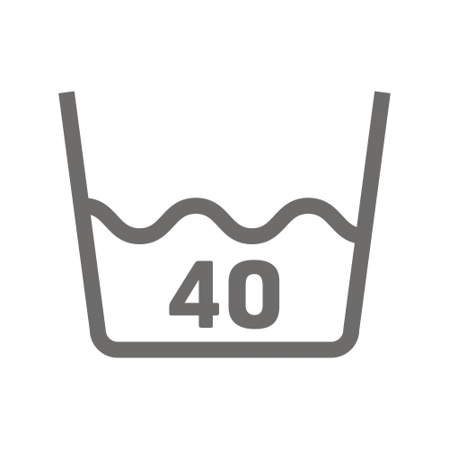 Maskintvätt 40°