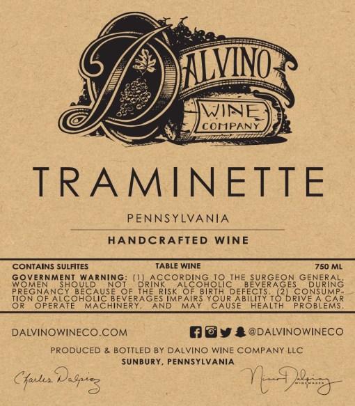 TRAMINETTE 750ML