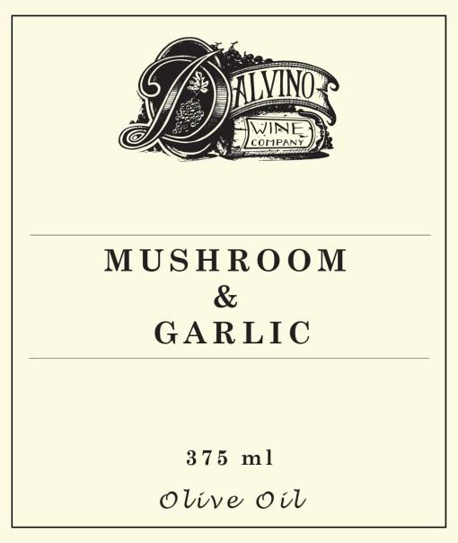 MUSHROOM GARLIC