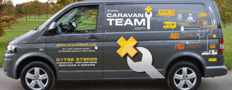 From web design to vehicle wraps…