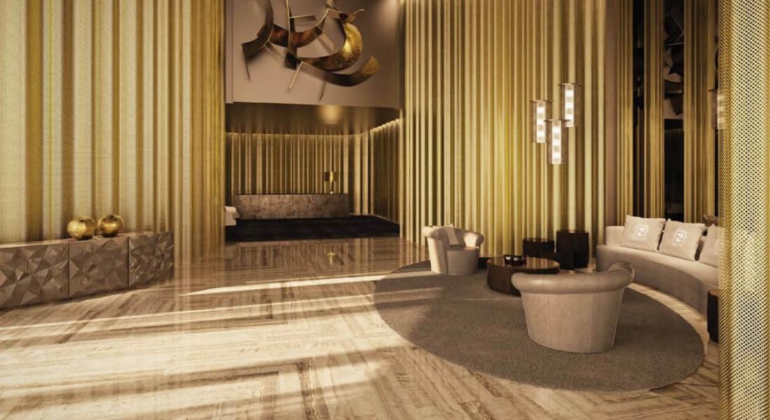 DAMAC Residenze with interiors by Fendi Casa  DAMAC