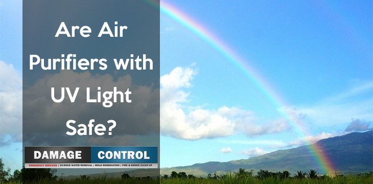 How Does A Uv Air Purifier Run Safely Damage Control 911
