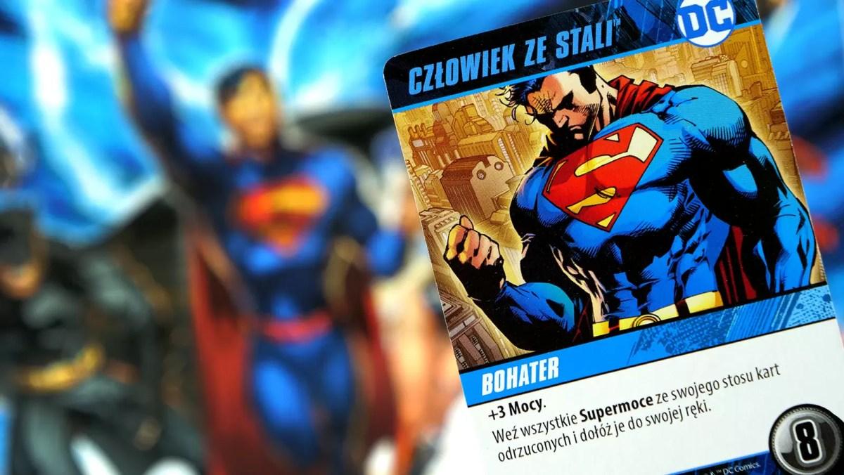 pojedynek superbohaterów DC