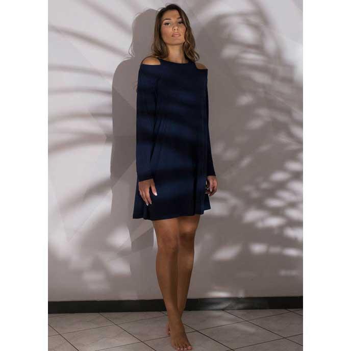 Μονόχρωμα φόρεμα