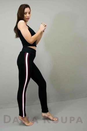 Παντελόνι με ρίγες