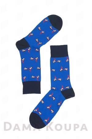 Χρωματιστές κάλτσες