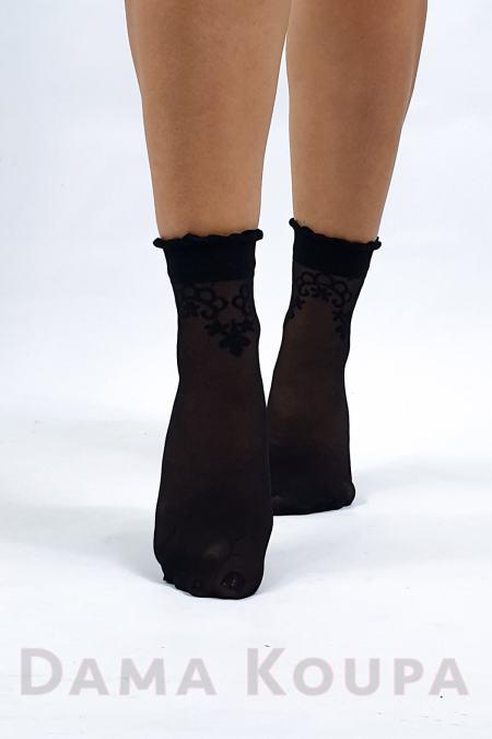 Κάλτσες με σχέδια