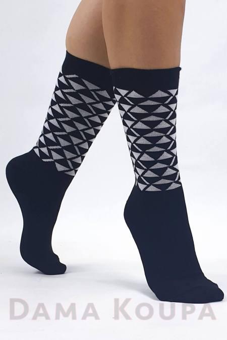 Γυναικείες κάλτσες με σχέδια vans
