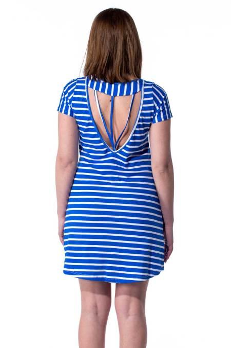 Βαμβακερό φόρεμα για τη θάλασσα