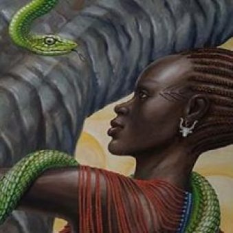 Abuk, la Diosa que conquista la libertad