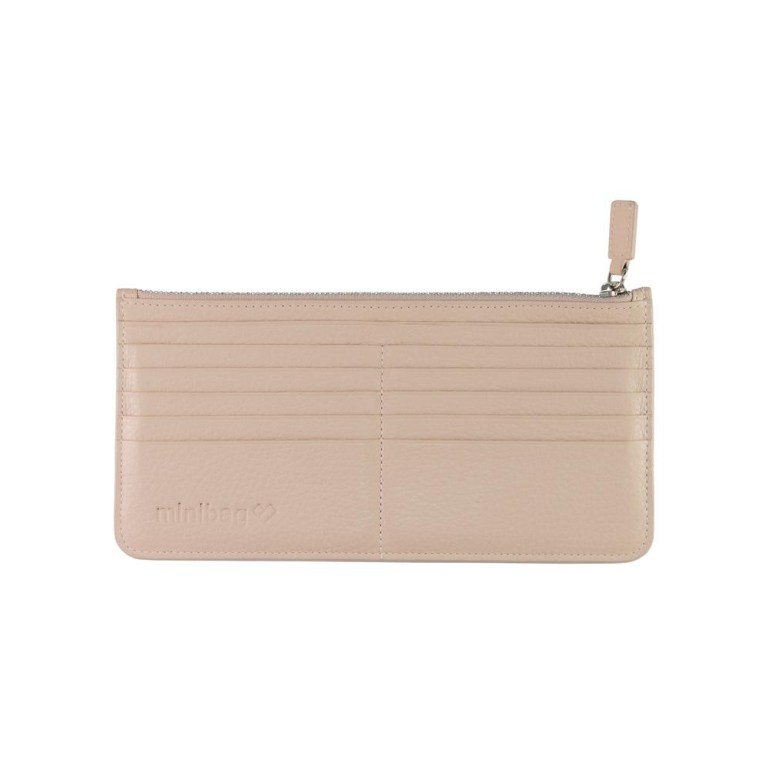 minibag wallet nude