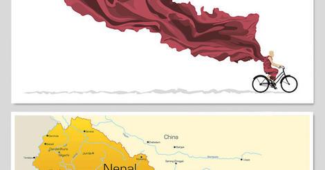 發揮設計的能量。為尼泊爾貢獻一份心力-「RIDE ON . NEPAL 」 | 大人物 - 86440