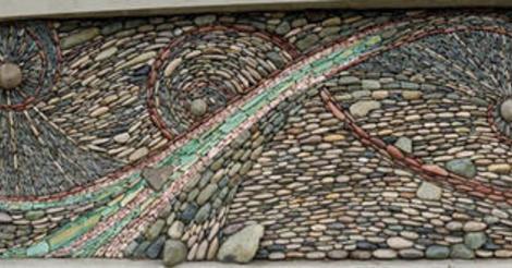 誰說石頭不解風情,優美流暢的石牆藝術 | 大人物 - 84819