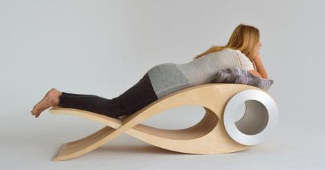 悠閒而優雅,多角度折疊躺/坐/臥椅   大人物 - 85789